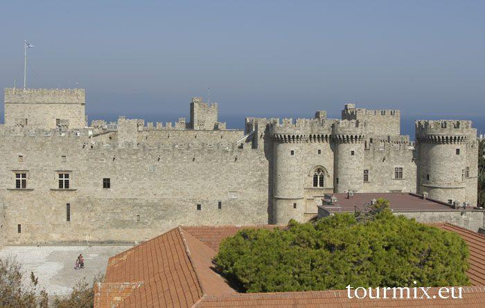 Vieille ville de Rhodes